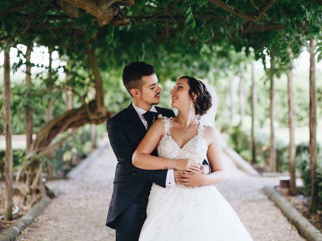 Le nozze di Ylenia e Rocco