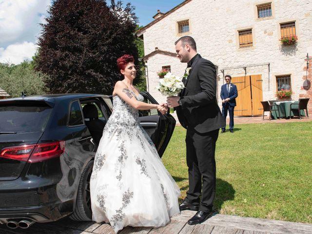 Il matrimonio di MARCO e MARA a Castegnero, Vicenza 6