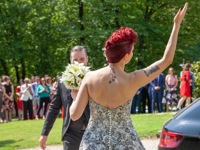 Il matrimonio di MARCO e MARA a Castegnero, Vicenza 7