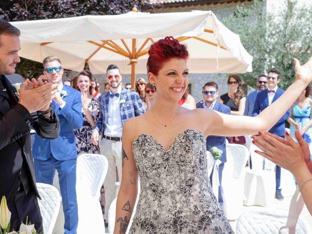 Il matrimonio di MARCO e MARA a Castegnero, Vicenza 11