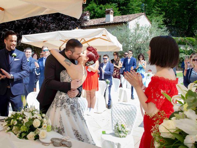 Il matrimonio di MARCO e MARA a Castegnero, Vicenza 12