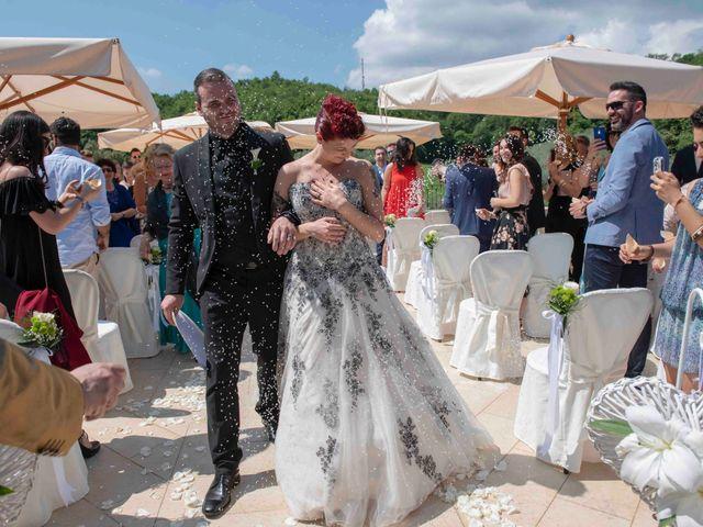 Il matrimonio di MARCO e MARA a Castegnero, Vicenza 13