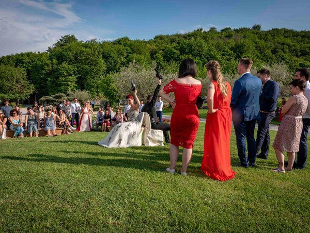 Il matrimonio di MARCO e MARA a Castegnero, Vicenza 18