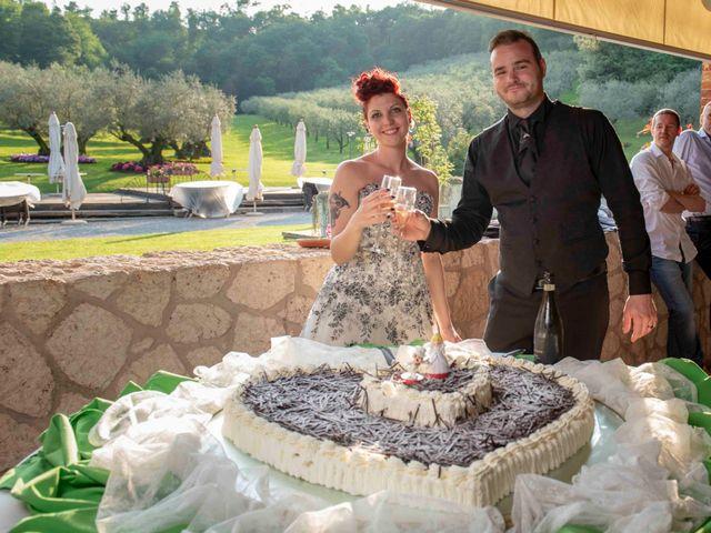Il matrimonio di MARCO e MARA a Castegnero, Vicenza 27