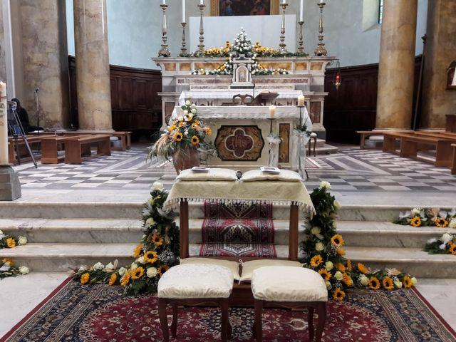 Il matrimonio di Antonio  e Chiara a Pescia, Pistoia 9