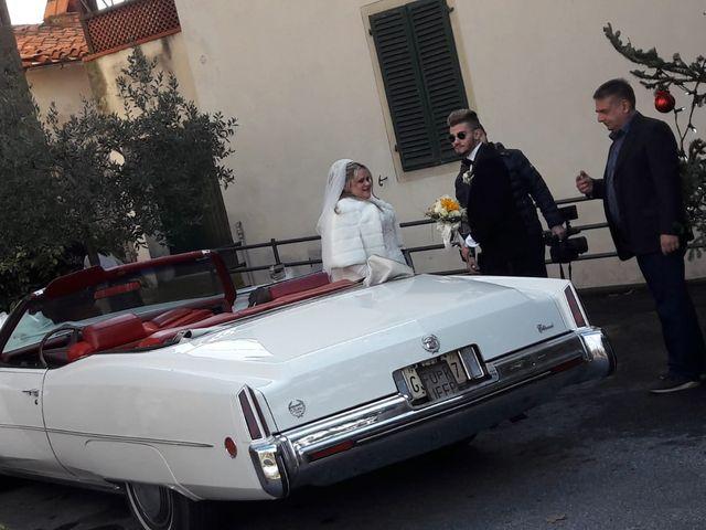 Il matrimonio di Antonio  e Chiara a Pescia, Pistoia 12