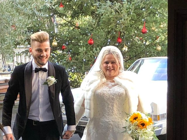 Il matrimonio di Antonio  e Chiara a Pescia, Pistoia 14
