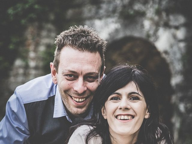 Il matrimonio di Manuele e Sabrina a Erbusco, Brescia 4