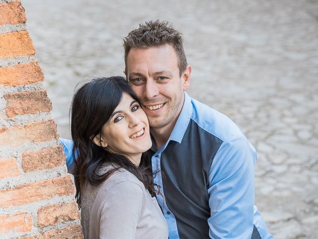 Il matrimonio di Manuele e Sabrina a Erbusco, Brescia 7