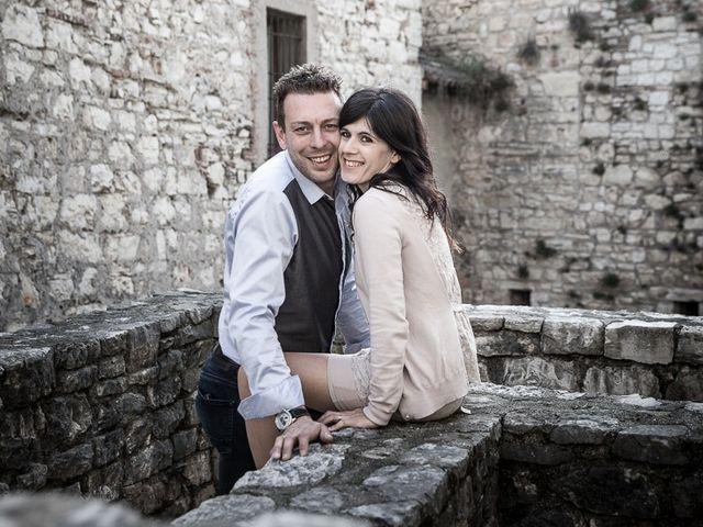 Il matrimonio di Manuele e Sabrina a Erbusco, Brescia 9