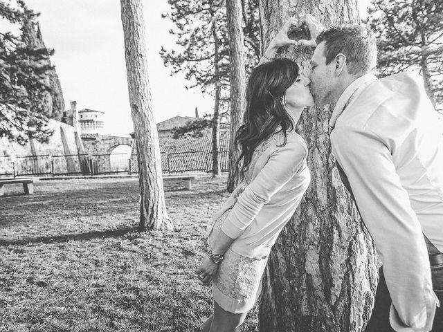 Il matrimonio di Manuele e Sabrina a Erbusco, Brescia 12