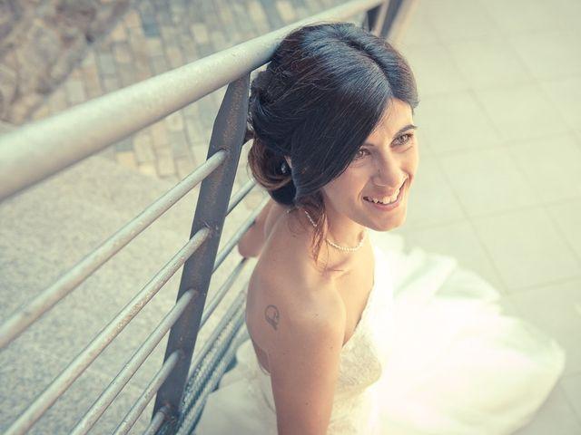 Il matrimonio di Manuele e Sabrina a Erbusco, Brescia 37