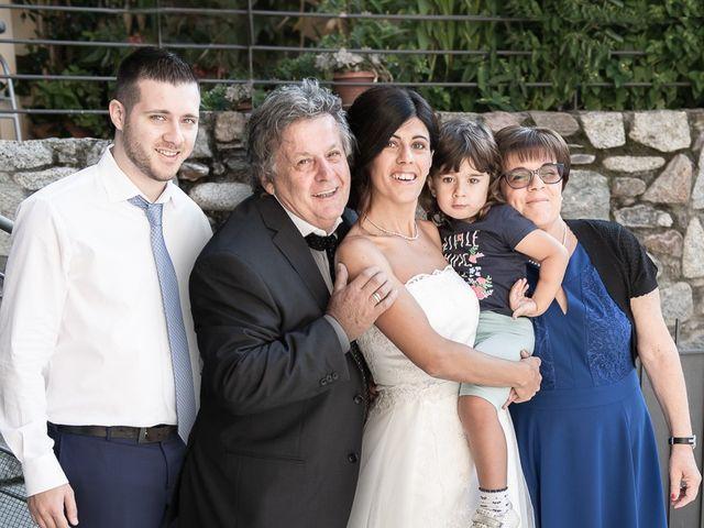 Il matrimonio di Manuele e Sabrina a Erbusco, Brescia 41