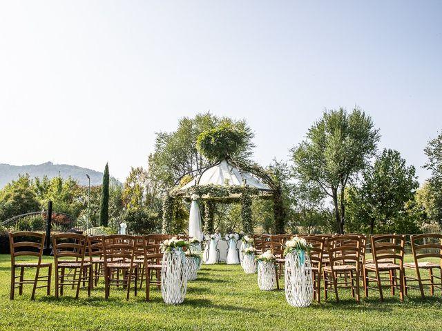 Il matrimonio di Manuele e Sabrina a Erbusco, Brescia 46