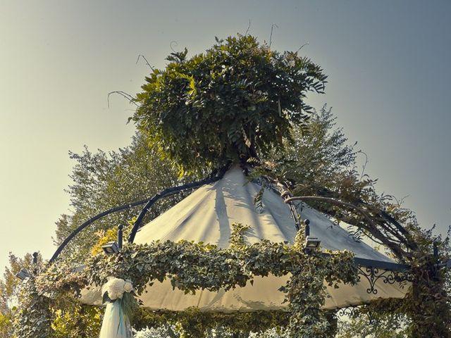 Il matrimonio di Manuele e Sabrina a Erbusco, Brescia 47