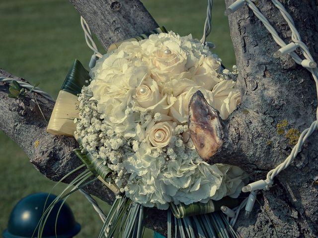 Il matrimonio di Manuele e Sabrina a Erbusco, Brescia 51