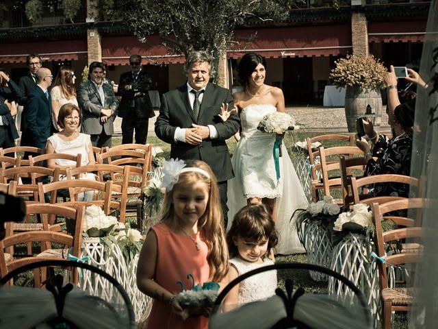 Il matrimonio di Manuele e Sabrina a Erbusco, Brescia 56