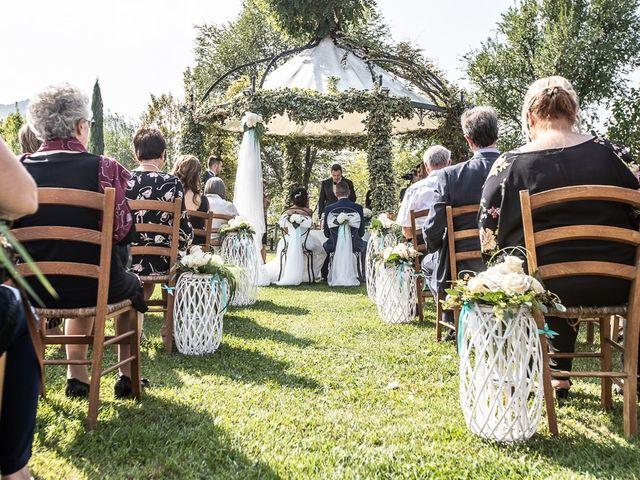 Il matrimonio di Manuele e Sabrina a Erbusco, Brescia 1