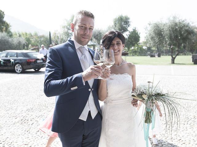 Il matrimonio di Manuele e Sabrina a Erbusco, Brescia 57
