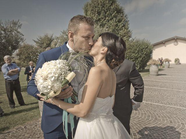 Il matrimonio di Manuele e Sabrina a Erbusco, Brescia 60