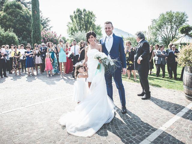 Il matrimonio di Manuele e Sabrina a Erbusco, Brescia 61