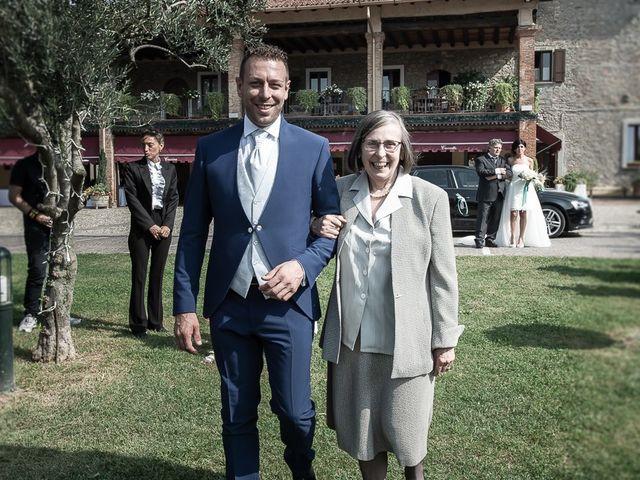Il matrimonio di Manuele e Sabrina a Erbusco, Brescia 62