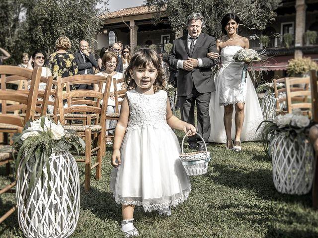Il matrimonio di Manuele e Sabrina a Erbusco, Brescia 64