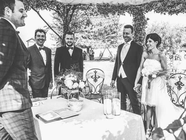 Il matrimonio di Manuele e Sabrina a Erbusco, Brescia 66