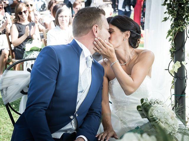 Il matrimonio di Manuele e Sabrina a Erbusco, Brescia 67