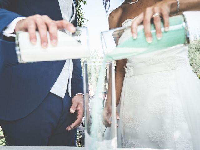 Il matrimonio di Manuele e Sabrina a Erbusco, Brescia 68