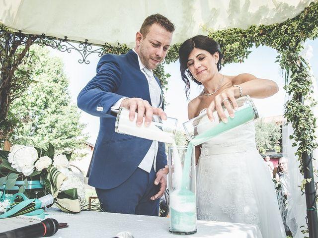 Il matrimonio di Manuele e Sabrina a Erbusco, Brescia 69