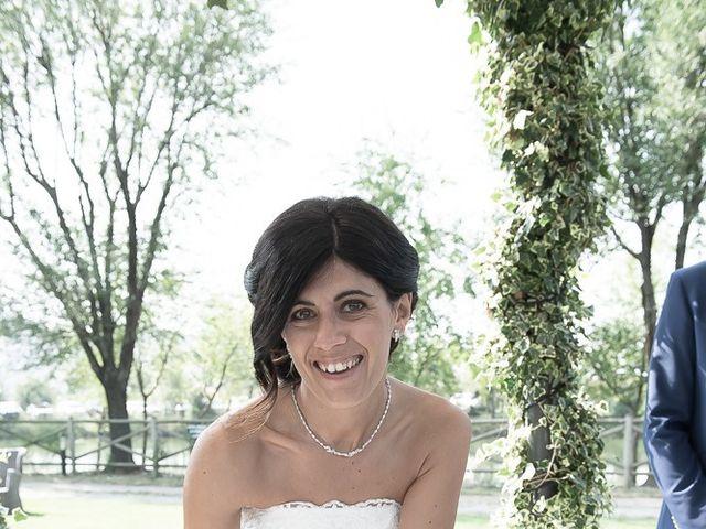 Il matrimonio di Manuele e Sabrina a Erbusco, Brescia 71