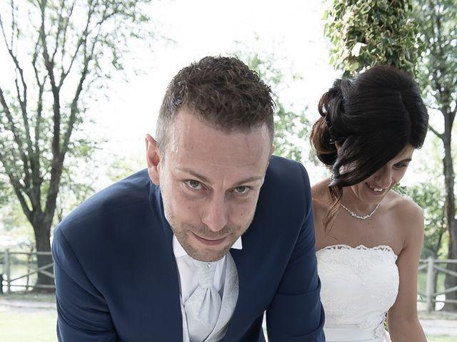 Il matrimonio di Manuele e Sabrina a Erbusco, Brescia 73
