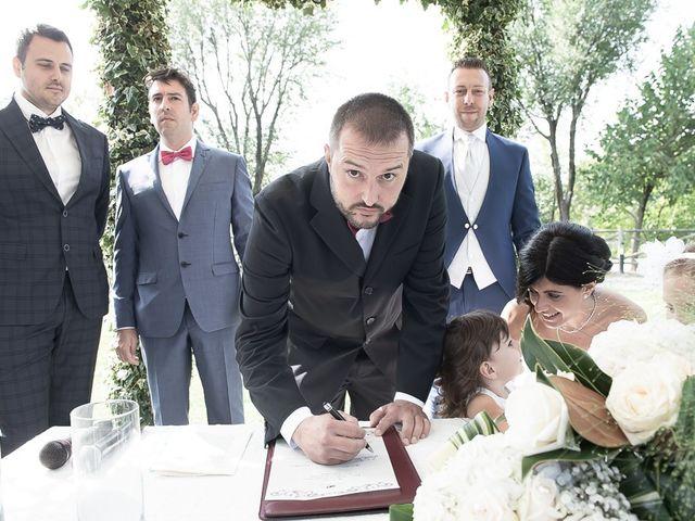 Il matrimonio di Manuele e Sabrina a Erbusco, Brescia 75