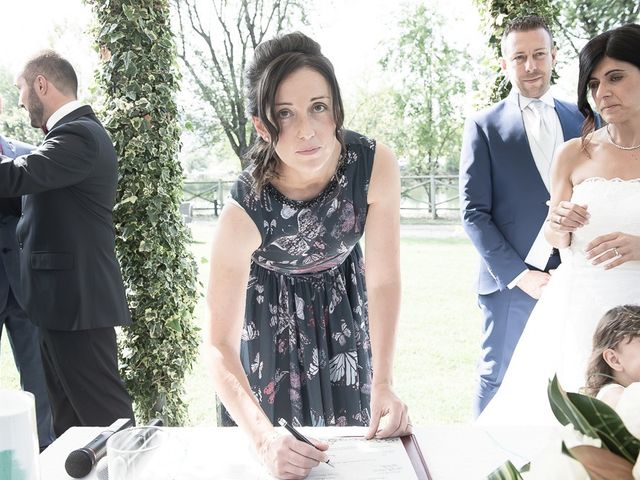 Il matrimonio di Manuele e Sabrina a Erbusco, Brescia 77