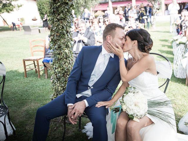 Il matrimonio di Manuele e Sabrina a Erbusco, Brescia 78