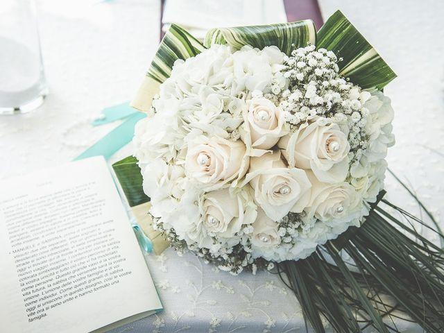 Il matrimonio di Manuele e Sabrina a Erbusco, Brescia 79