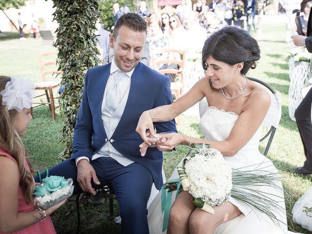 Il matrimonio di Manuele e Sabrina a Erbusco, Brescia 80