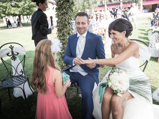 Il matrimonio di Manuele e Sabrina a Erbusco, Brescia 81
