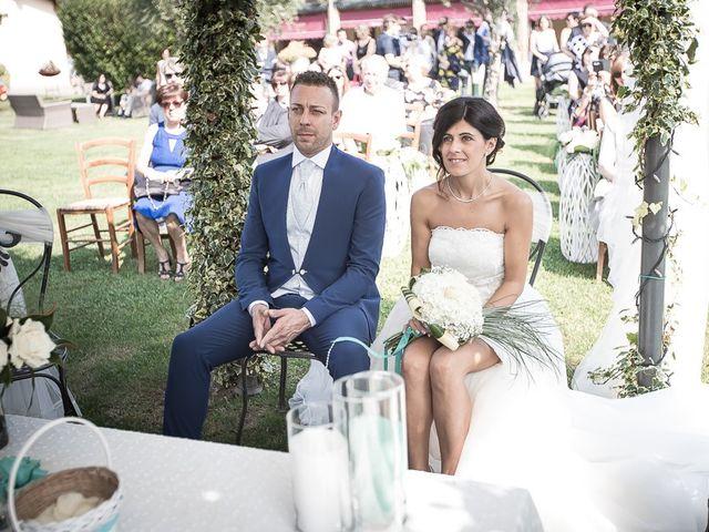 Il matrimonio di Manuele e Sabrina a Erbusco, Brescia 82