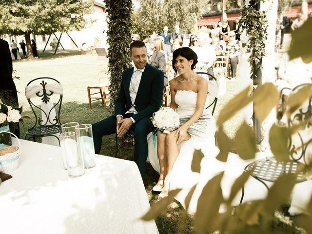 Il matrimonio di Manuele e Sabrina a Erbusco, Brescia 83