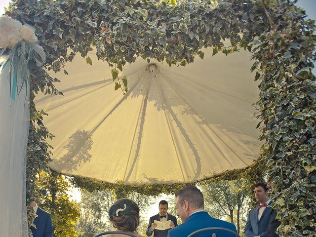 Il matrimonio di Manuele e Sabrina a Erbusco, Brescia 84