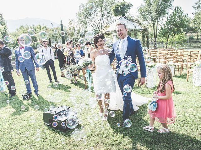 Il matrimonio di Manuele e Sabrina a Erbusco, Brescia 86