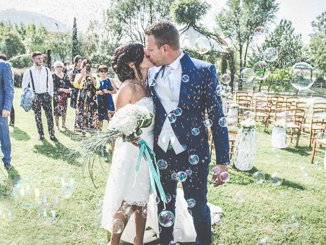 Il matrimonio di Manuele e Sabrina a Erbusco, Brescia 87