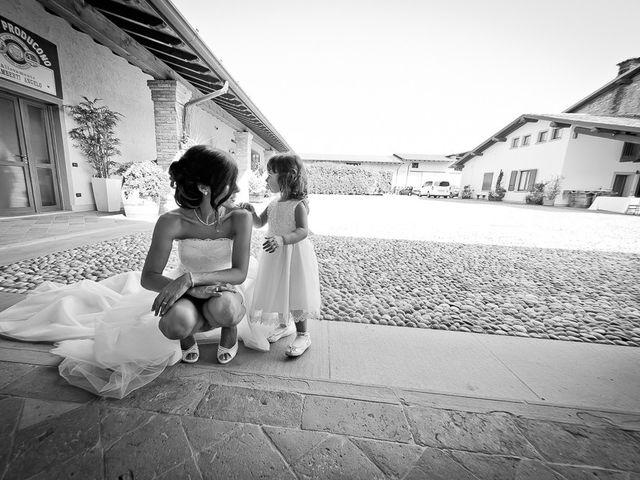 Il matrimonio di Manuele e Sabrina a Erbusco, Brescia 88