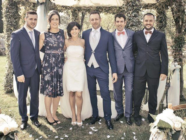 Il matrimonio di Manuele e Sabrina a Erbusco, Brescia 89