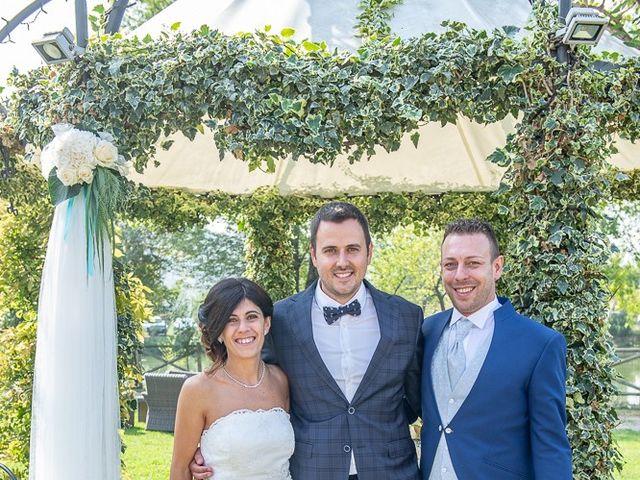 Il matrimonio di Manuele e Sabrina a Erbusco, Brescia 90