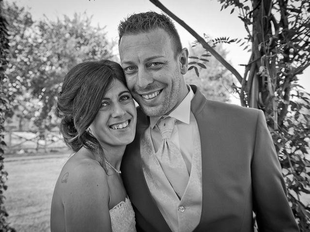 Il matrimonio di Manuele e Sabrina a Erbusco, Brescia 92