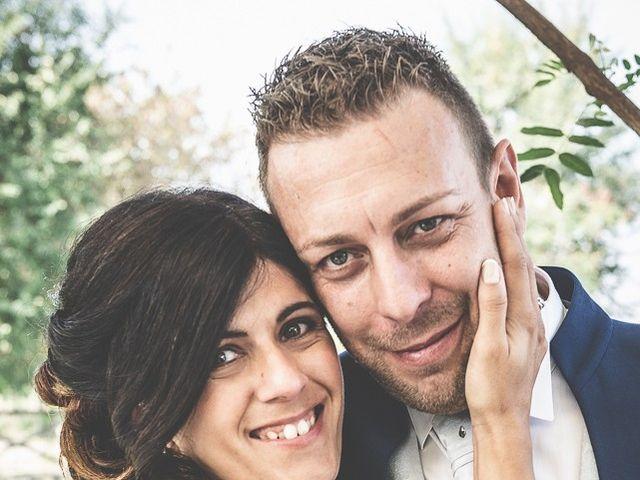 Il matrimonio di Manuele e Sabrina a Erbusco, Brescia 2