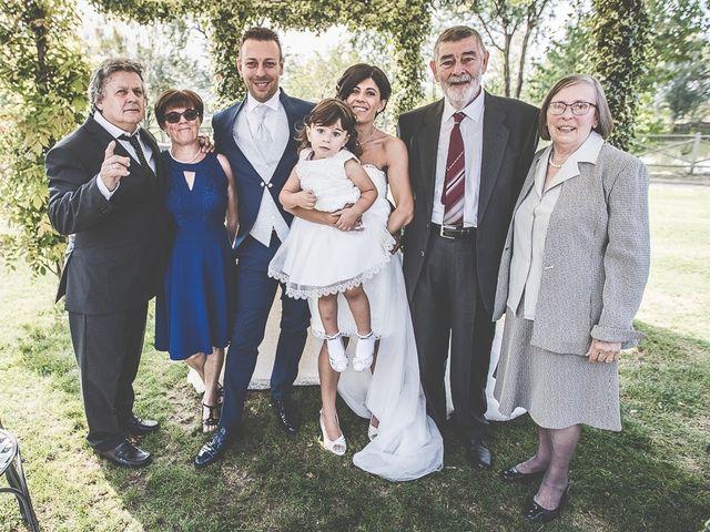Il matrimonio di Manuele e Sabrina a Erbusco, Brescia 94